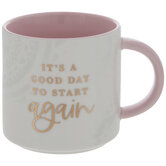 It's A Good Day To Start Again Mug