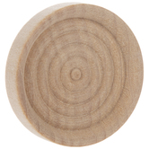 """Wood Stack Checkers - 1 1/4"""""""