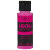Neon Blacklight Fabric Paint
