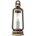Lantern Hourglass Pendant