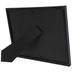 Black Flat Double Mat Frame - 10