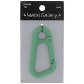 Green Carabiner Clasp