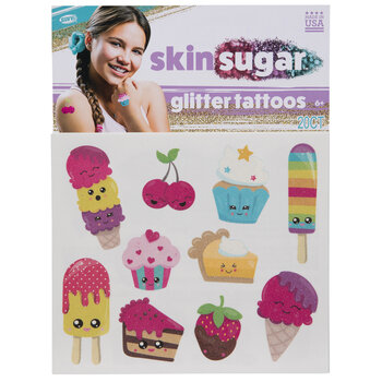 Skin Sugar Glitter Tattoos
