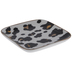 Leopard Square Jewelry Dish