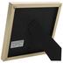Gold Brushed Flat Frame - 4