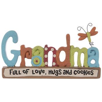 Grandma Decor
