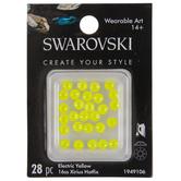Swarovski Xirius Hotfix Crystals - 16ss