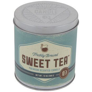 Sweet Tea Candle Tin