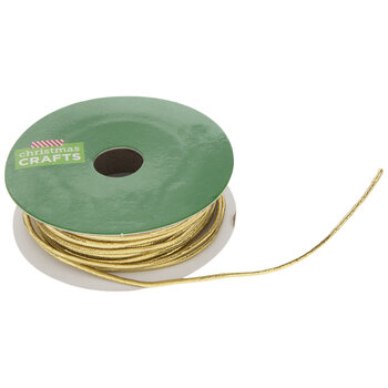 Metallic Stretch Cord