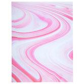"Pink Marble Scrapbook Paper - 8 1/2"" x 11"""