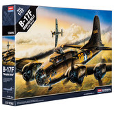 B-17F Memphis Belle Plane Model Kit