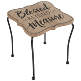 Blessed Beyond Measure Trivet Stand