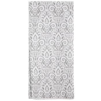 Gray Ornate Tissue Paper