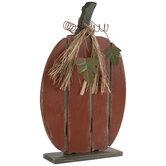 Wood Pallet Pumpkin