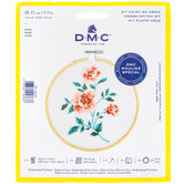 Rose Cross Stitch Kit