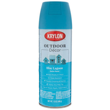 Krylon Outdoor Decor Satin Spray Paint