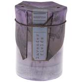Lavender Fields Pillar Candle