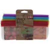 Reusable Zip Top Snack Bags