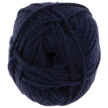 Navy Yarn Bee Soft & Sleek Chunky Yarn