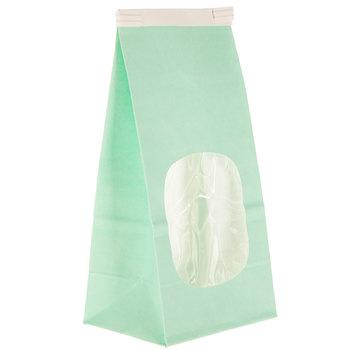 Mint Tie Paper Sacks