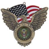 United States Army Eagle Ornament