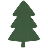 Green Paper Christmas Trees