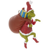The Grinch Bag Of Gifts Ornament