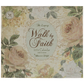 Walk By Faith Calendar