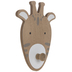 Giraffe Wood Wall Hook