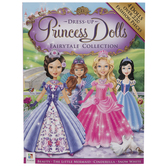 Dress Up Princess Dolls: Fairytale Collection
