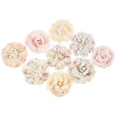 Julienne Flower Embellishments