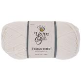 Eggshell Yarn Bee Fresco Fiber Yarn