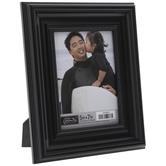 """Black Beaded Beveled Frame - 5"""" x 7"""""""