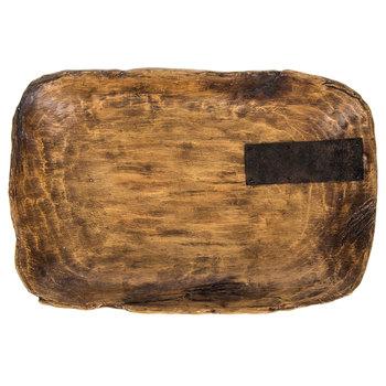Textured Wood Tray