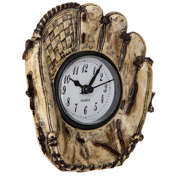 Baseball Glove Clock