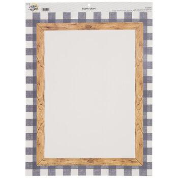 Blank Frame Chart