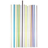 Transparent Glass Rods