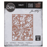 Sizzix Thinlits Flowery Die