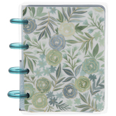 Floral Happy Notes Micro Sketch Paper Notebook