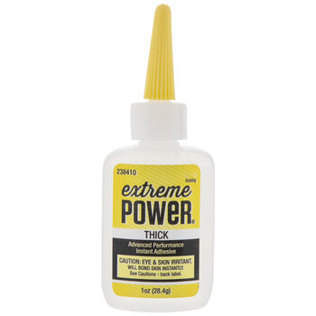 Thick Extreme Power Adhesive - 1 Ounce