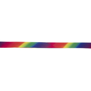 Rainbow Extra Wide Double Fold Bias Tape