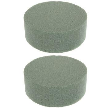 FloraFoM Floral Foam Discs