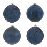 Matte, Shiny & Glitter Ornaments