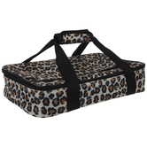 Leopard Print Insulated Carrier