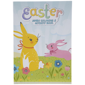 Easter Jumbo Coloring & Activity Book