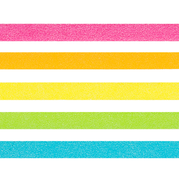 Bright Skinny Washi Tape