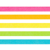 Bright Skinny Washi Tape