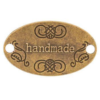 Antique Gold Handmade Labels