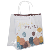 Yarn Is A Lifestyle Tote Bag
