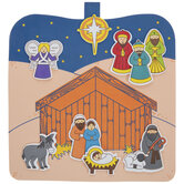 Nativity Scene Foam Craft Kit